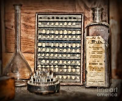 Dds Photograph - Dentist - Teeth On Display by Paul Ward
