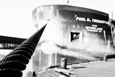 Merchant Mariners Photograph - Depth by Tim  Telep