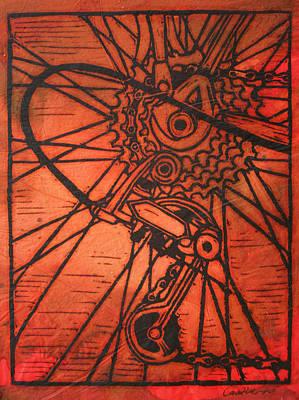 Derailluer Original by William Cauthern