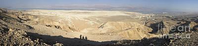 Desert Landscape Print by Eyal Fischer