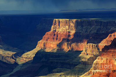 Grand View Of Nature Photograph - Desert View Grand Canyon 2 by Bob Christopher