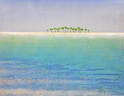 Deserted Island Original by Kaata    Mrachek
