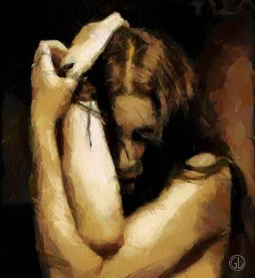 Despair Digital Art - Despair by Gun Legler