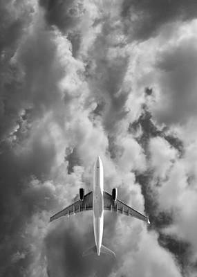 Destination Unknown Print by Mark Rogan