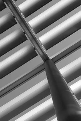 Diagonal Lines Print by Darryl Dalton