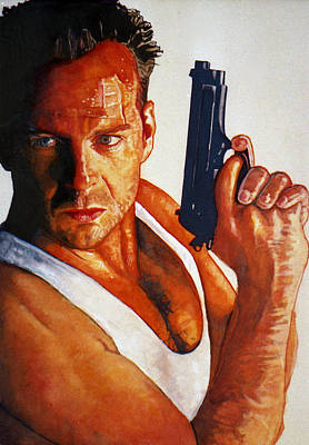 Die Hard Original by Michael Haslam