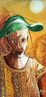 Dilemma Of The Fulani Herdsman Original by Aderonke Aina-Scott