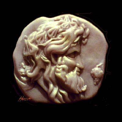 Dionysus Print by Patricia Howitt