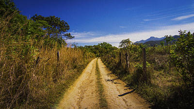 Country Dirt Roads Photograph - Dirt Road by Aged Pixel
