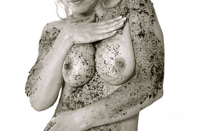Artistic Styled Photograph - Dirty Girl 2 by Jt PhotoDesign