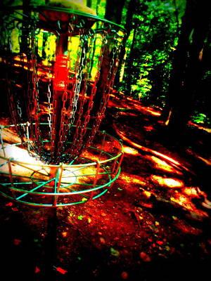 Photograph - Discin Colors by Alicia Forton