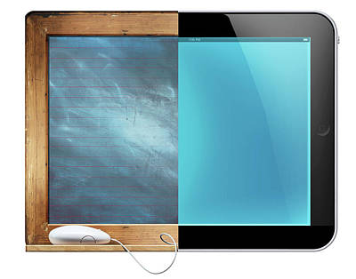 Display Technologies Print by Smetek