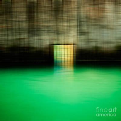 Contradiction Photograph - Dive Right In  by Emilio Lovisa