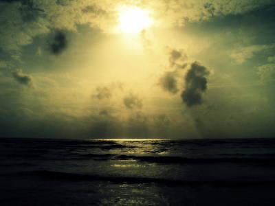 Photograph - Divine Light by Salman Ravish