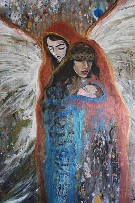 Divne Mother Original by Alma Yamazaki