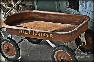 All Around Us Photograph - Dixie Clipper Road Warrior by JW Hanley