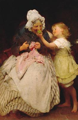 Biting Painting - Do Try  by John Morgan
