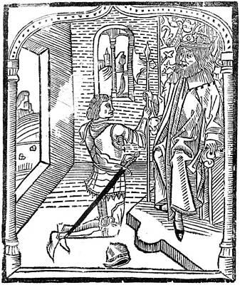 Caballero Painting - Doctrinal De Caballeros by Granger