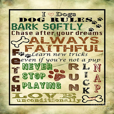 Dog Rule-jp1988 Original by Jean Plout