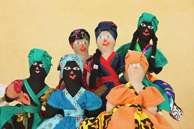 Doll Photograph - Dolls, Trinidad, Cuba by Keren Su