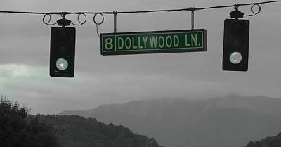 Dollywood Print by Dan Sproul