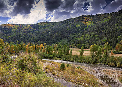 Dolores Photograph - Dolores River Valley by Janice Rae Pariza