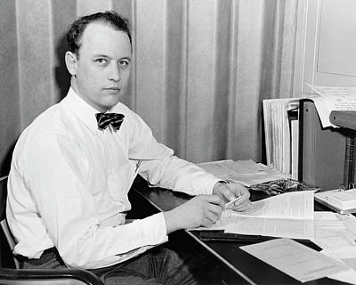 Director Photograph - Donald Fredrickson by National Library Of Medicine