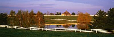 Lexington Photograph - Donamire Farm Ky by Panoramic Images