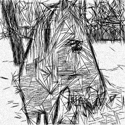 Donkey Boy Print by Jonathan Harnisch