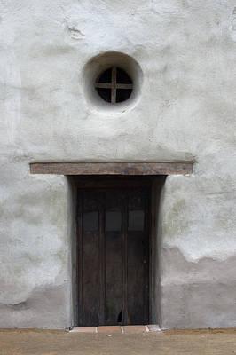 Photograph - Door-cc by Joey  Maganini