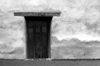 Photograph - Door by Joey  Maganini
