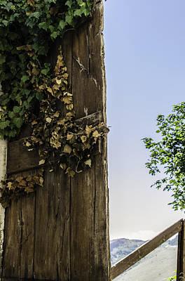 Historical Photograph - Door To Heaven by Andrea Mazzocchetti