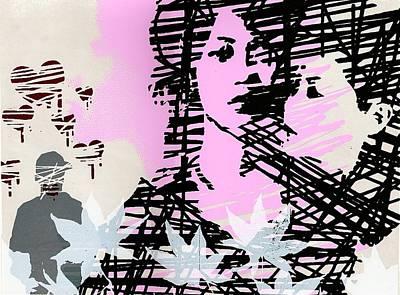 Asian Pop Culture Painting - Dorama by Vanessa Baladad