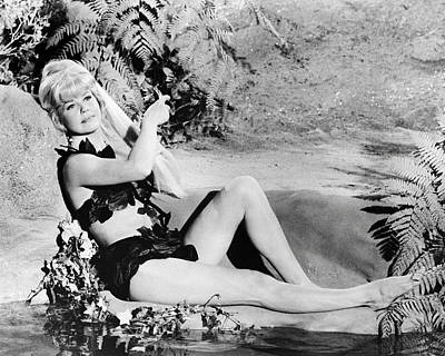 Doris Day Photograph - Doris Day In Move Over, Darling  by Silver Screen