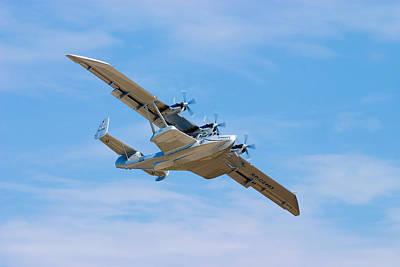 Airshows Photograph - Dornier Do-24 by Adam Romanowicz