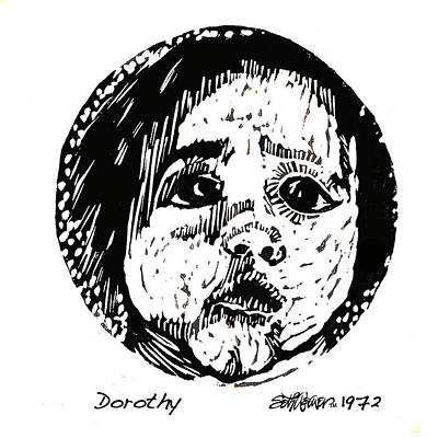 Dorothy Print by Seth Weaver