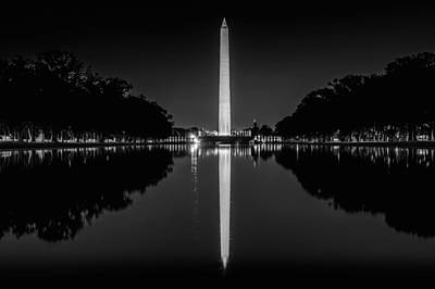 Washingtondc Photograph - Double by Dado Molina