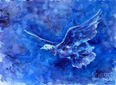 Dove Original by Zaira Dzhaubaeva