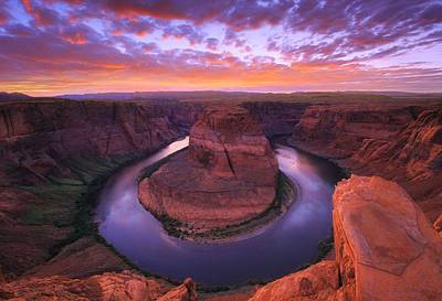 Grand Canyon Photograph - Down Beauty by Kadek Susanto