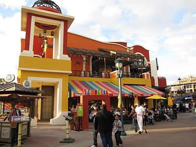 Shop Photograph - Downtown Disney Anaheim - 12126 by DC Photographer
