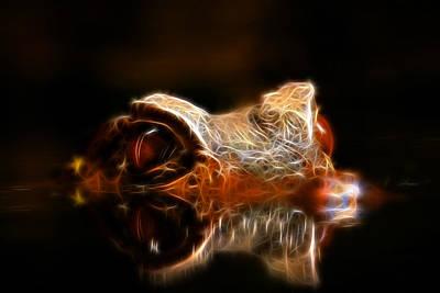Dragons Lair Print by Steve McKinzie