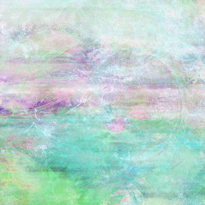 Dream - Abstract Art Print by Jaison Cianelli