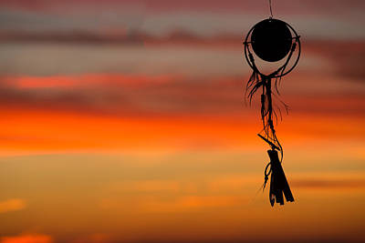 Amulet Photograph - Dream Until  Dusk by Peter Tellone
