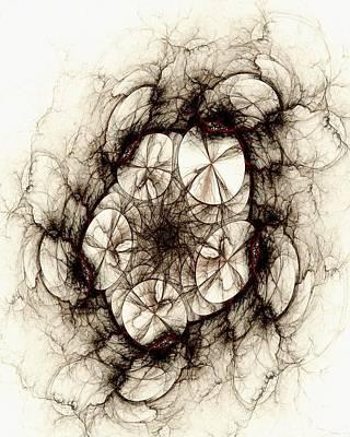 Dreamcatcher Print by Anastasiya Malakhova