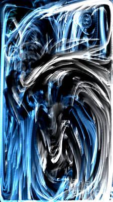 Centaur Digital Art - Dreaming Of A Centaur by Kim Peto