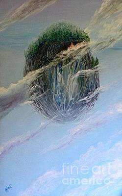 Margot Painting - Dreams by Antonio Porto