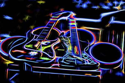 Dreams Of Music Original by Linda Phelps