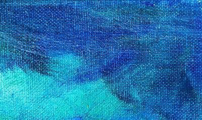 Drift Blue Print by L J Smith