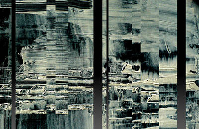 Drifting Print by Chad Rice