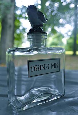 Photograph - Drink Me by Brynn Ditsche